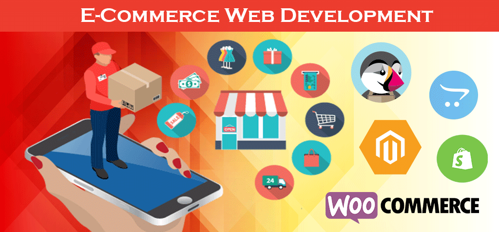 E Commerce Development By Seecoding Technologies